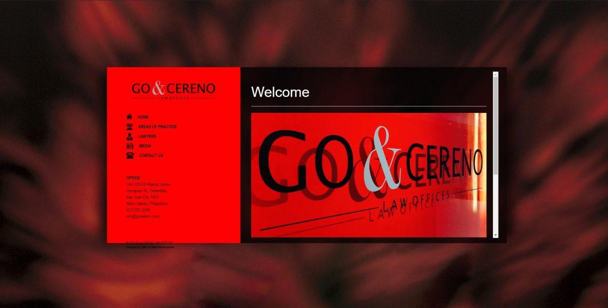 Go & Cereno Law Offices