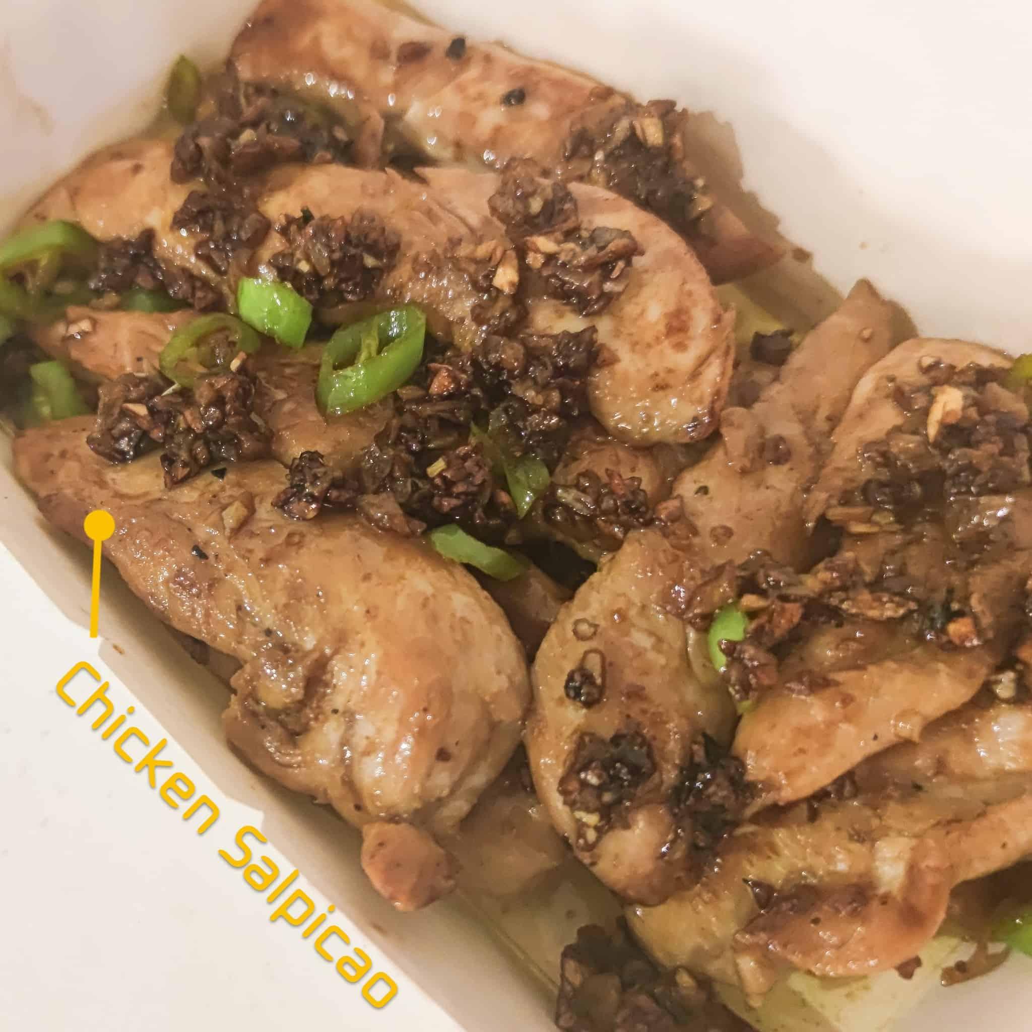Chicken Salpicao MK