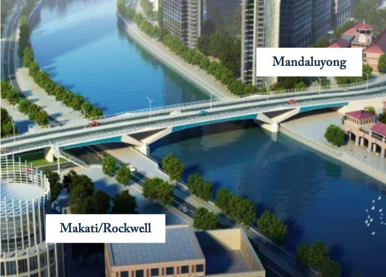 Santa Monica Lawton Bridge to Makati