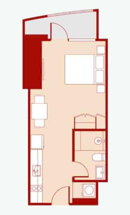 Studio A - Floor Layout