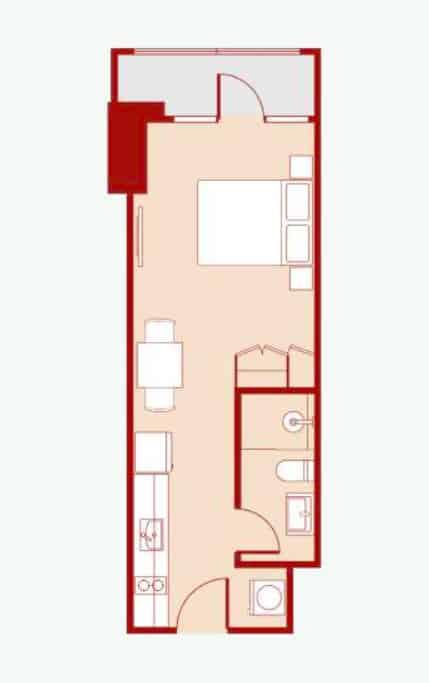 Studio C - Floor Layout